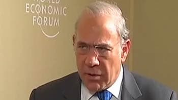 Video : More optimistic on US recovery compared to euro zone: Angel Gurria