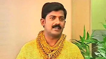 Video : Pune politician wears a Rs. 1.25 crore shirt. It is made of gold