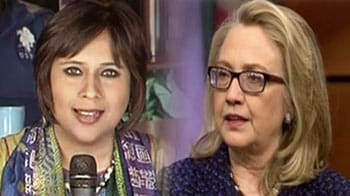 Video : Justice for 26/11 is unfinished business: Hillary Clinton to NDTV