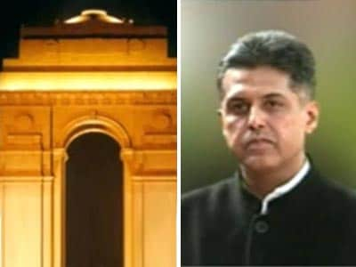 Video : CCI has asked oil ministry to solve issues with Defence Ministry: Manish Tiwari