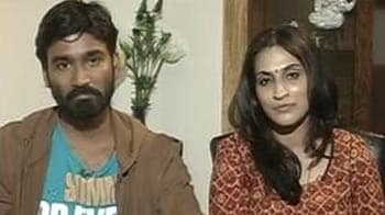 Video : My heart bled when Kamal Haasan talked about leaving: Dhanush to NDTV