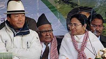 Video : Mamata's remark on Darjeeling angers GJM