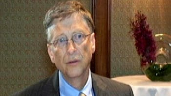 Video : Indians becoming more interested in philanthropy: Bill Gates to NDTV
