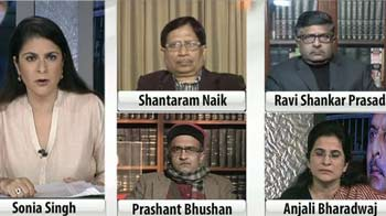 Video : Has the Govt diluted the Lokpal?