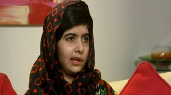 Video : God has given me a second life, says Malala Yousufzai in video