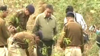Video : Body of 8-yr-old girl found near Madhya Pradesh home minister's house