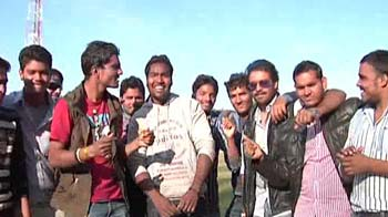 TUCC: Gwalior boys send out musical warning