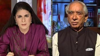 Video : BJP doesn't need Ayodhya issue for elections: Jaswant Singh