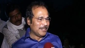 Video : I don't care if I am arrested, says union minister Adhir Ranjan Chowdhury