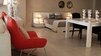 Video : Property It's Hot: Stylish apartments in Delhi, Maharashtra