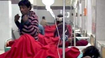 Video : इलाहाबाद में भगदड़ : तीन घंटे देरी से पहुंची बचाव टीम