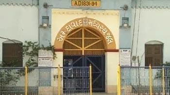 Video : 18-foot tunnel at Ahmedabad prison exposes escape plan