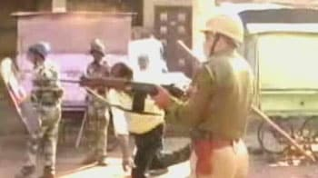 Video : Dhule riot report: Police firing necessary but excessive