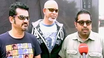 Video : Shankar, Ehsaan, Loy's <i>Rock</i> anthem for TUCC