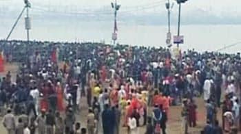 Videos : कुंभ में तीसरे शाही स्नान के अलग-अलग रंग