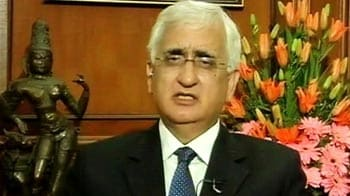 Video : VVIP Chopper scam: BJP should talk to us rather than scream and shout, says Salman Khurshid