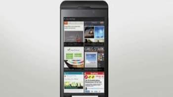 Video : BlackBerry Z10 and BlackBerry 10 OS