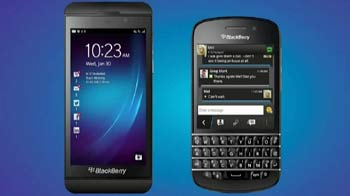 Video : Is the BlackBerry comeback already on?