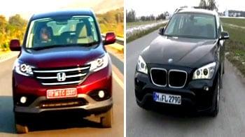 Honda CR-V, BMW X1 and Cartier Concours D'Elegance