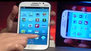 Video : Samsung launches Galaxy Grand
