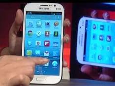 Samsung launches Galaxy Grand