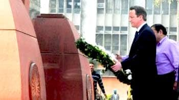 Video : Jallianwala Bagh a 'shameful event in British history': David Cameron