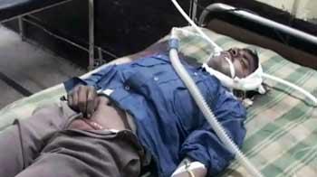 Video : इंदौर : कलह से परेशान महिला ने पति को गोली मारी
