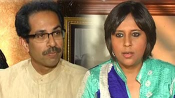 Video : No positive response from Raj, ask him about alliance: Uddhav to NDTV