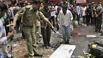 Video : Hyderabad blasts: 16 killed, 117 injured