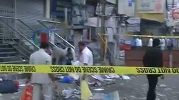 Video : Hyderabad bomb blasts: Delhi Police had shared this crucial info