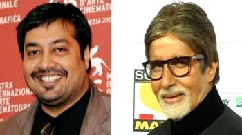 Video : Anurag Kashyap's film takes you inside Amitabh Bachchan's house