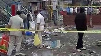 Video : Hyderabad blasts: CCTV footage may hold vital clues