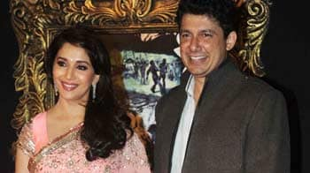 Video : Madhuri Dixit's new project with husband