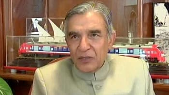 Video : Yes, 2014 elections influenced my budget, says Railways Minister