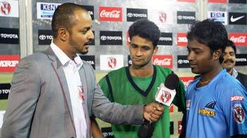 Jamia Millia vs Madras University: Captain Speak