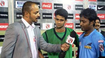 Jamia Millia vs Madras University: Captain Speak