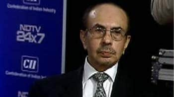 Video : Containment of fiscal deficit most welcome feature of Budget: Adi Godrej