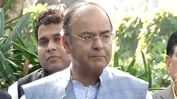 Video : This Budget has little to offer: Jaitley