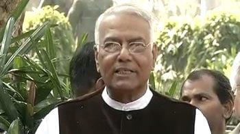 Video : Budget of tactics: Yashwant Sinha