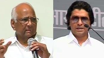 Video : Gangs of Maharashtra: Sharad Pawar, Raj Thackeray's parties at war