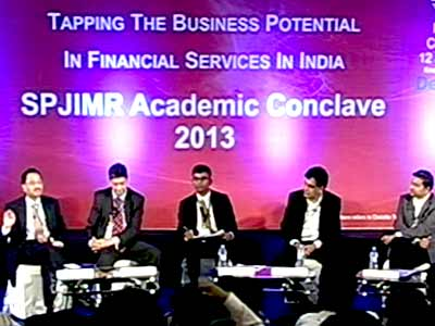 Video : Tapping the business potential of India's financial services