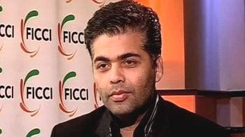 Video : Bollywood worries too much about brand value: Karan Johar