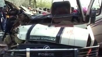Video : जालंधर : स्कूल बस दुर्घटना में 11 बच्चों की मौत