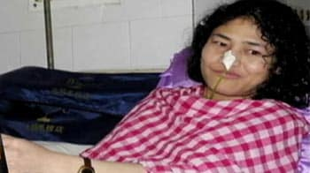Video : I am a follower of Gandhi's principle: Irom Sharmila