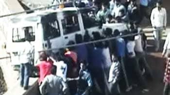 Video : एमपी : 12 साल के बच्चे की हत्या के बाद शिवपुरी में तनाव
