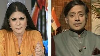 Video : Wharton should have heard Narendra Modi after inviting him, says Shashi Tharoor