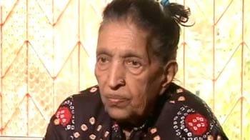 Video : Mubarak Begum, once a famous singer, needs help