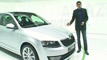 Video : Geneva Motor Show: Skoda's new Octavia to debut in Indian markets