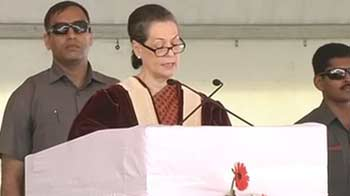 Video : Our heads hang in shame over crimes against women: Sonia