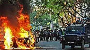 Video : The Bangla Spring